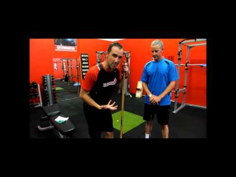 Golf Posture Exercises To Improve Consistency & Endurance