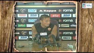 20 luglio 2007 - Addio alla Nazionale di Totti - Almanacchi Azzurri