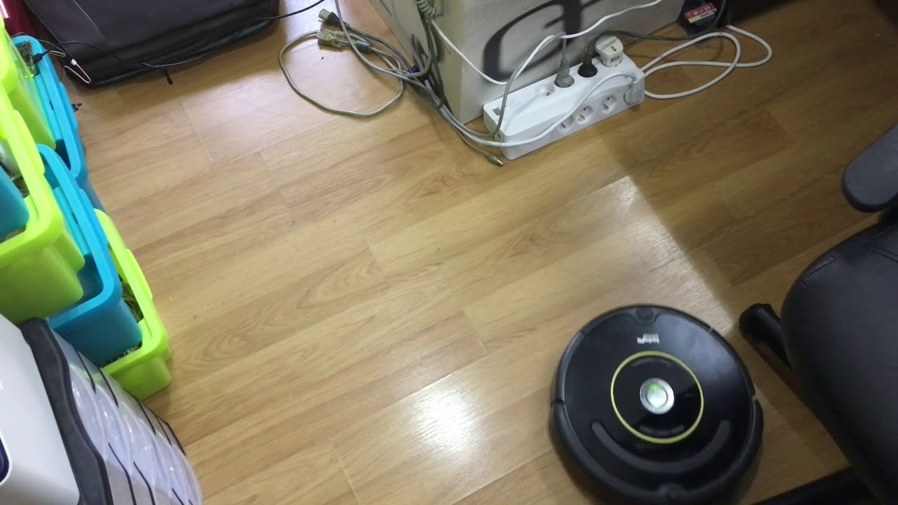 Roomba et mur virtuel homemade