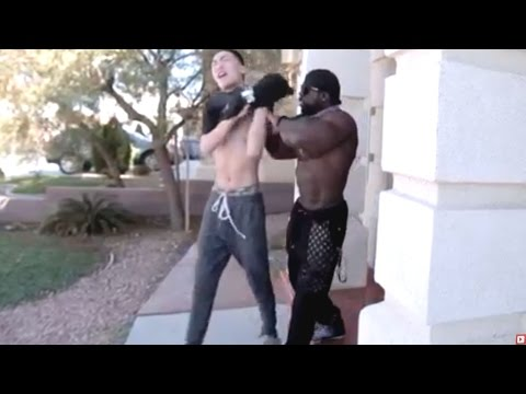 I FOUND RICE GUM | Kali Muscle