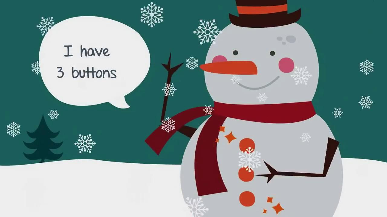 Im a Little Snowman Songs for Children Winter Songs for Kids Best ...
