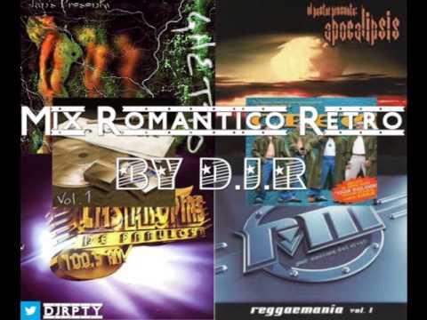Mix Reggae Romantico Retro By D.J.R