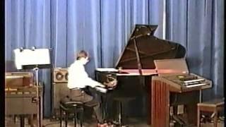 "Schubert-Godowsky - Ballet Music from ""Rosamunde"" - Giovanni Luca Mazzei"