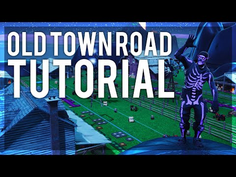 Old Town Road - TUTORIAL (Fortnite Music Blocks) by cirns XBL thumbnail