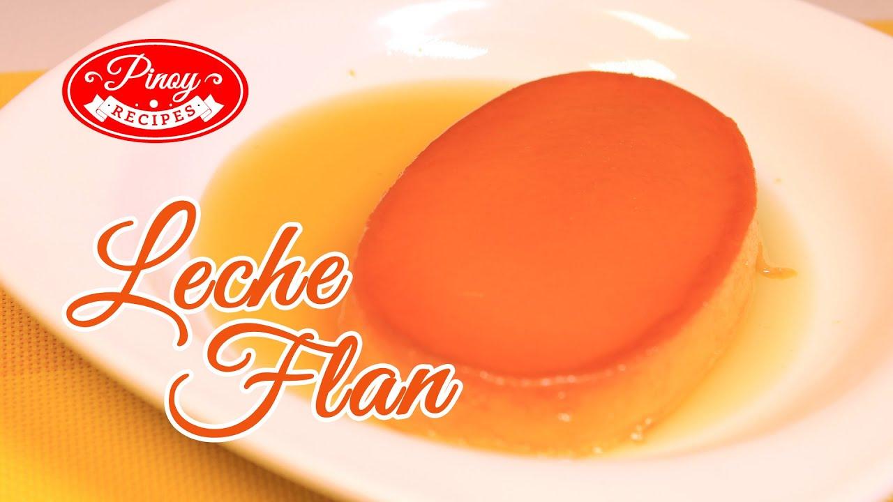 Leche flan business plan