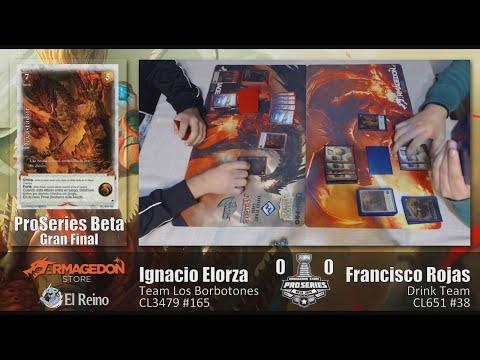 Gran Final Liga Armagedon 2015 temporada Beta