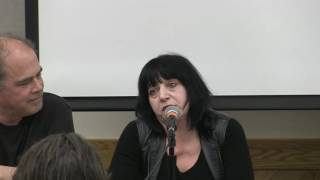 Byron Coley & Lydia Lunch - The Rest is Propaganda: Hearing, Writing & Performing Punk