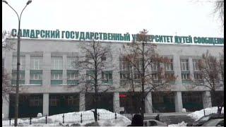 Появилось видео обысков в кабинете ректора транспортного университета