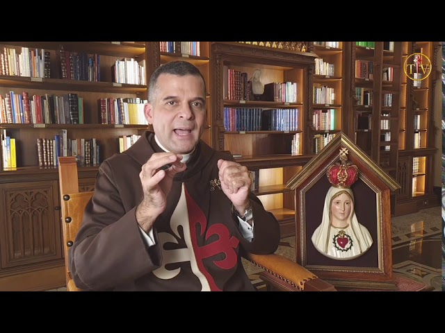 Lack of a connection with God - Fr. Alex Brito, EP - Heralds of the Gospel