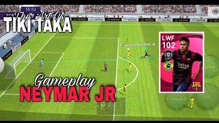 NEYMAR JR VS RATING 1506 Gameplay PES 2021 MOBILE INDONESIA