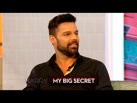 Ricky Martin's Big Secret