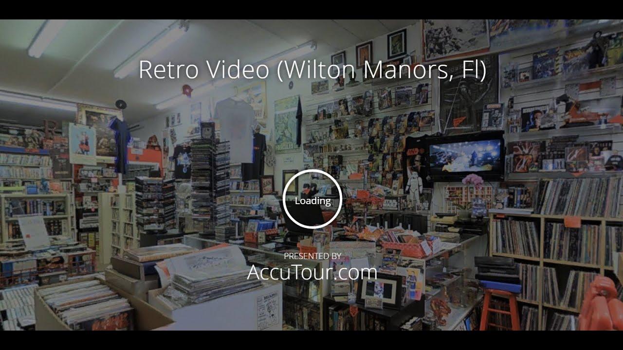 3D Showcase by AccuTour - Retro Video (Wilton Manors, Fl)