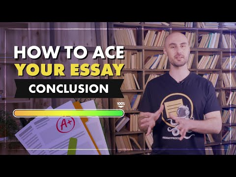 How To Write An Essay Conclusion | Example, Outline, Tips