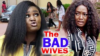 Two Bad Wives Season 1&2 - Chizzy Alichi & Onny Micheal 2020 Latest Nigerian Nollywood Movie