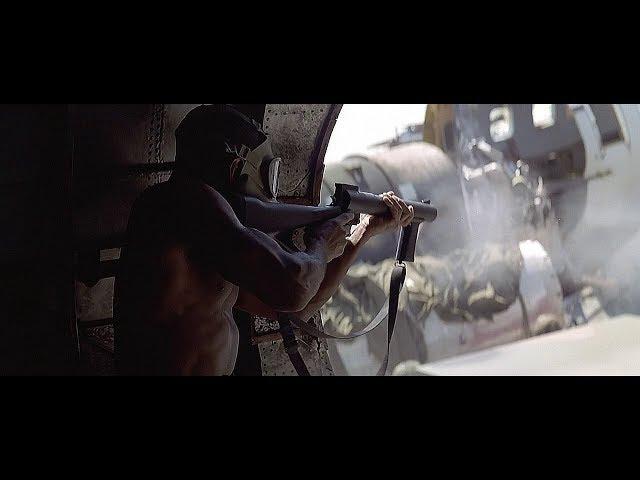 Con Air - Airfield Ambush Scene (Part One) (1080p)