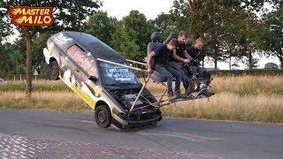 World's best convertible! Wipkar  2.0 testdrive