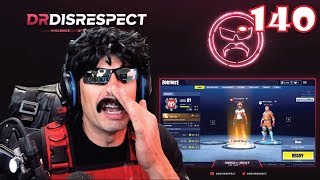 DR DISRESPECT -  FUNNY MOMENTS - EPISODE 140