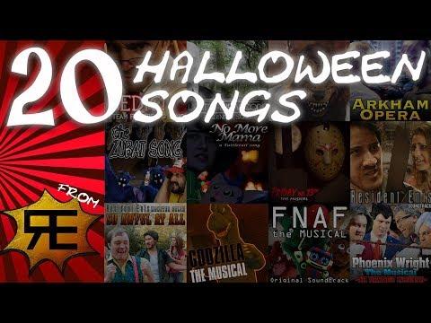 Spooky HALLOWEEN Music (Random Encounters Instrumentals)