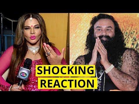 Rakhi Sawant's SHOCKING REACTION On Gurmeet Ram Rahim ARREST