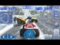 Snow Truck Rally Racing 3D - ANDROID IOS Gameplay FHD #cars #truck #rally