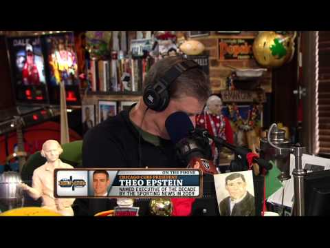 Theo Epstein on The Dan Patrick Show