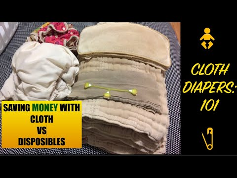 CLOTH DIAPERS 101: How To Store, Clean, Buy, Nighttime Wear And Fold!    Cloth Diapers For Beginners
