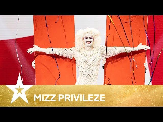 Mizz Privileze | Danmark har talent 2019 | Finalen
