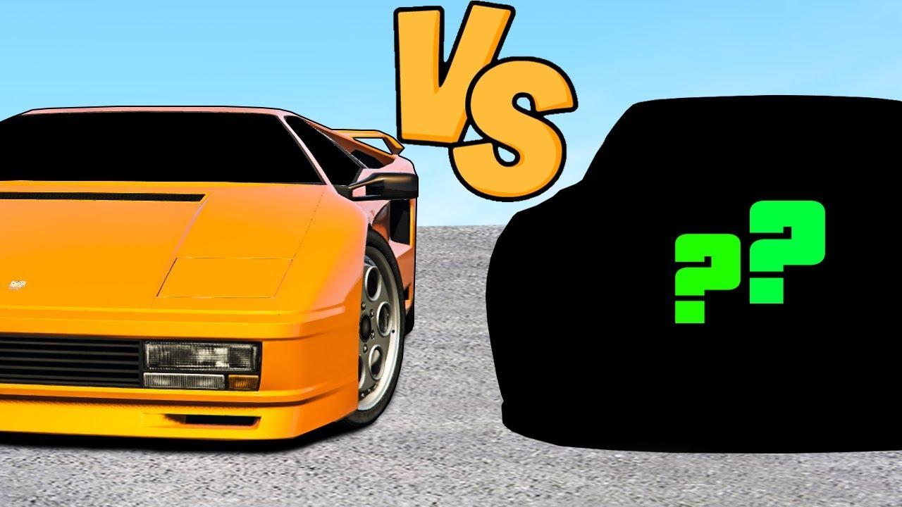Батл: Классический Суперкар Против Спорт Классики в Разных Испытаниях! Гта 5 Онлайн Случайный Выбор!