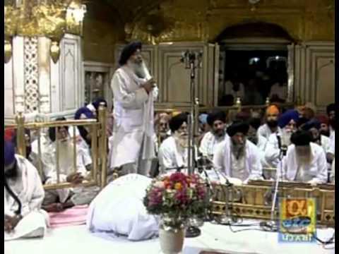 Asa Di War - Bhai Ravinder Singh - Live Sri Harmandir Sahib