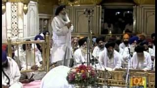 Asa Di War Bhai Ravinder Singh Live Sri Harmandir Sahib
