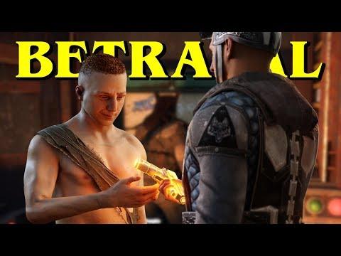 The Inevitable Betrayal - Rust