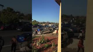 ACCIDENT !!! Prt 1 [ 4:15 pm National City San Diego ]