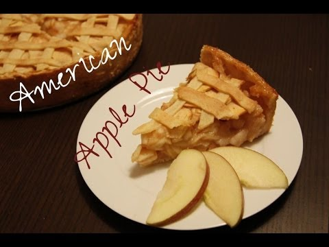 american apple pie rezept youtube. Black Bedroom Furniture Sets. Home Design Ideas
