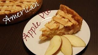 American Apple Pie - Rezept
