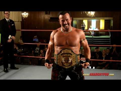 AnarchyRising 2017 Buff Bagwell Captures The Heavyweight Title at The Berwyn Eagles Club