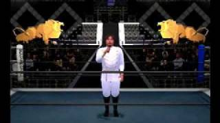All Star Pro Wrestling 3 Gameplay Video 1