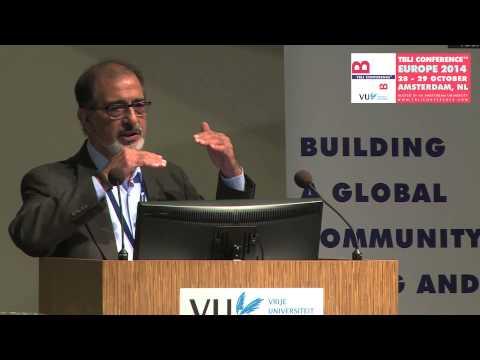Keynote by Arvind Narula - Urmatt Ltd - TBLI CONFERENCE EUROPE 2014, Amsterdam