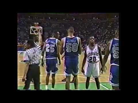 Classic Penny Hardaway Highlights - 1992 thru 1995