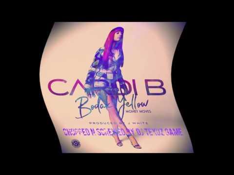 Cardi B - Bodak Yellow (Money Moves)...