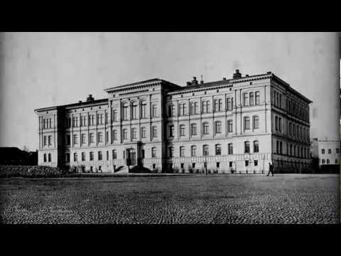 Helsinki University of Technology history 1849-2010