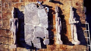 12 Newly Discovered Ancient Cities