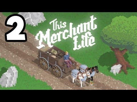 Monsters Hurt - This Merchant Life #2