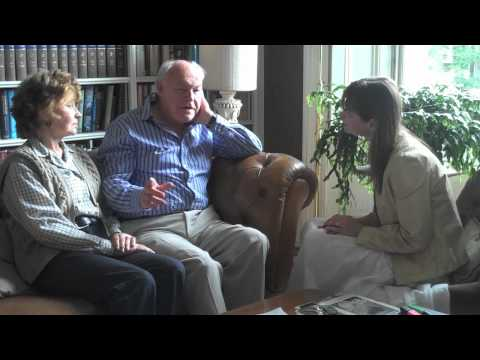 Prunella Scales and Timothy West talk to Ruth Gledhill about the King James Bible