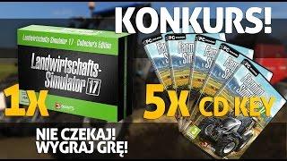 KONKURS! - FARMING SIMULATOR 17 EDYCJA KOLEKCJONERSKA | CDP.PL