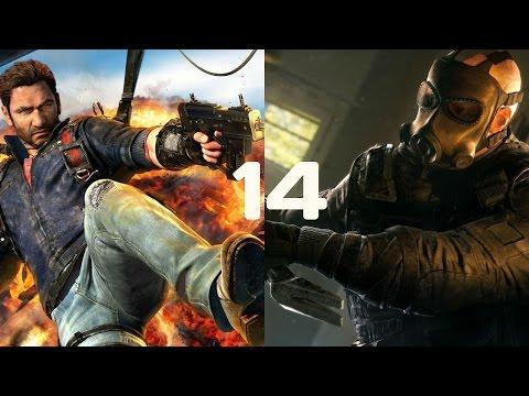 видео: 14 главных игр 2015 (сентябрь-декабрь)