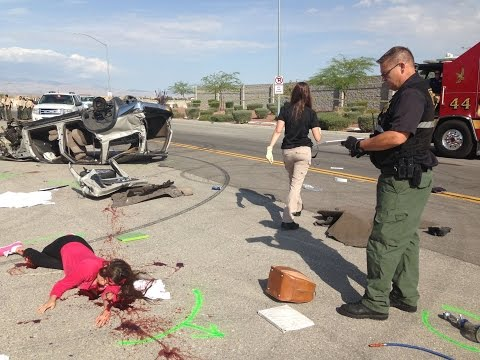Every 15 Minutes — Shadow Ridge High School — DUI Simulation