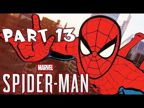 Marvel's Spider-Man - Part 13 - Spider-Man Takes On Dr. Octopus!