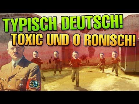 CS:GO Typisch deutsch: toxic und 0 ronisch!