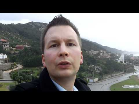 Rias Baixas Galicia Spain - Introduction video of the blog trip