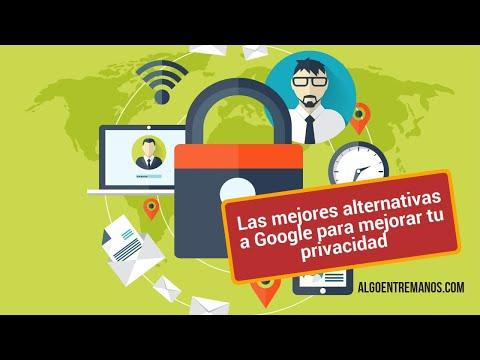 Top alternativas a Google: mejora tu privacidad online